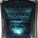 Wet n Wild Mega Last Nail Polish *SEA YA' SOON* Deep Teal/Green/Blue Duo Shimmer