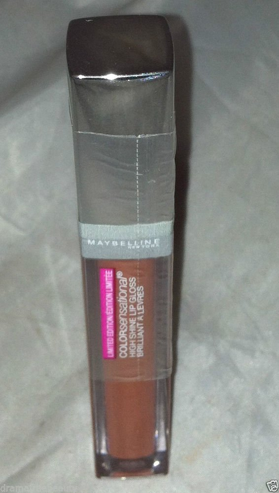 Maybelline ColorSensational Lip Gloss * 265 NUDE COMPLIMENT * Sealed Brand New