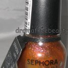 Sephora by OPI Lmt. Ed. Nail Colour Polish Crackle Art *BLASTED OPALESCENT GOLD*