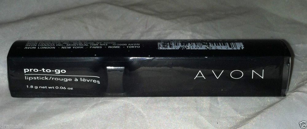 Avon Pro to Go Lip Stick * J503 SWEET BROWN * Sealed Brand New