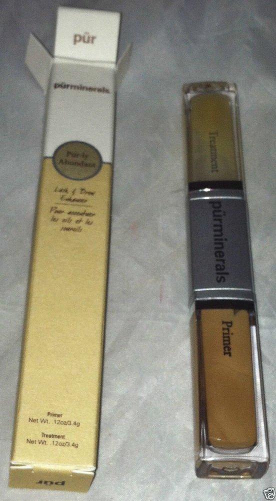 Pur Minerals PUR-LY Abundant Lash/Brow Enhancer (Primer &Treatment Duo) $26 BNIB