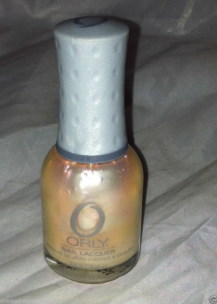 ORLY Nail Polish * GOIN' TO THE CHAPEL * Lavender Pink/ Pale Jade Duo Chrome