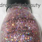Sinful Colors Limited Ed. Nail Polish *SHOW STOPPING* Pink Holographic Glitters