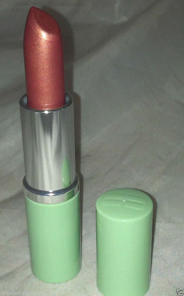 Clinique Different Lipstick * THINK BRONZE *  Bronze Nude w/Pink Hue Brand New