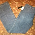 "Theory ""Tara"" Womens Trousers/Slacks/Jeans Dark Indigo BNWT Retails for $155.00"