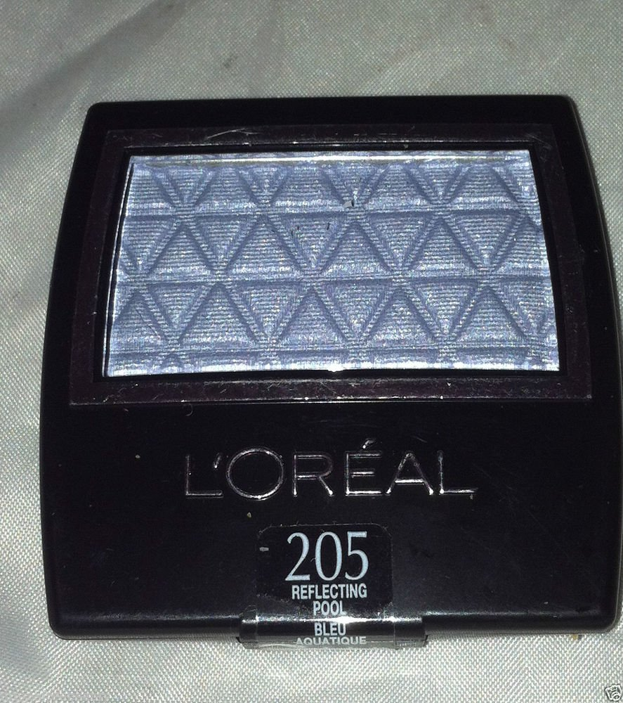 L'Oreal Wear Infinite Single Eye Shadow * 205 REFLECTING POOL * Sealed Brand New