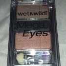 Wet n Wild Mega Eyes 3 Shade Eyeshadow * 07 SOFT SMOKY * Brand New