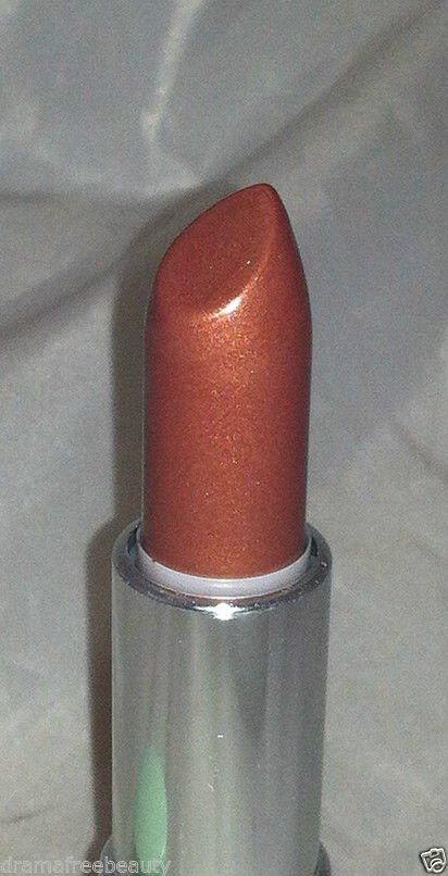 Clinique Colour Surge Lipstick * 02 PURE POSH * Bronzy Pink-Nude Shimmer New