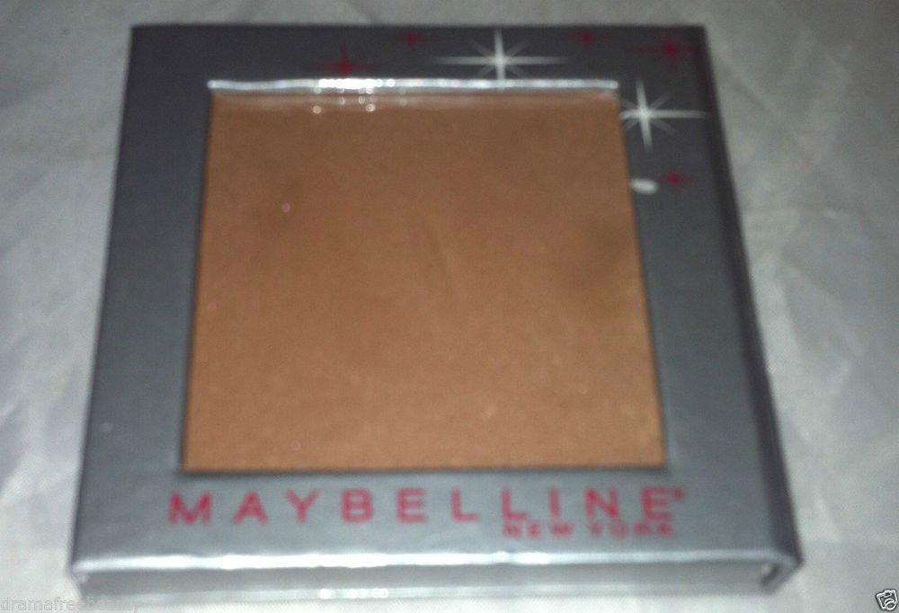 Maybelline Shimmer Powder Blush/Bronzer * AUBURN GLIMMER * Sealed Brand New