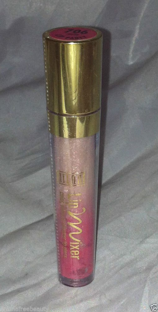 Milani Lip Mixer Lip Gloss Color,Shine & Shimmer * 706 LIP PARTY  * Sealed New