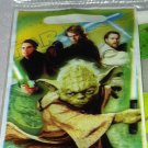 Star Wars Birthday Party Favor Candy Loot Prize Bag 8pc Yoda Jedi Sealed New