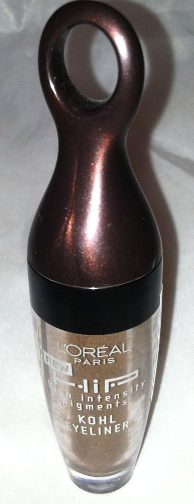 L'oreal High Intensity Pigments HIP Kohl Eyeliner 803 *BROWN* Deep Smokey Eye BN