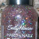 Sally Hansen Xtreme Wear Nail Polish *200 STROBE LIGHT* Pink Holographic Glitter