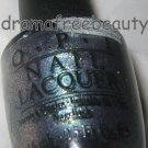 OPI Skyfall 007 James Bond Nail Lacquer *ON HER MAJESTYS SECRET SERVICE* Glitter