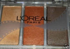 L'OREAL Wear Infinite Trilogy Sheer Color Eyeshadow * COMING ATTRACTIONS * New