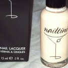 Nailtini Nail Polish * FRAPPE * Sheer Pale Pink Shade Brand New