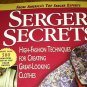 SEREGER SECRETS Paperback Over 500 Step-by-Step Colors Photos Lightly Used