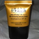 Stila Stay All Day 10-in1 BB *HD Bronzing Beauty Balm SPF30* .23oz/7ml BN Sealed