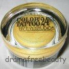 Maybelline COLOR TATTOO 24HR Cream Gel Eye Shadow Limited Ed. #25 *SHADY SHORES*