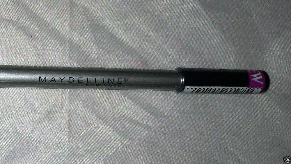 Maybelline Cool Effect Eye Liner Pencil  * 6 MIDNIGHT CHILL * Sealed Brand New