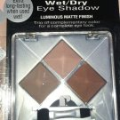Physicians Formula Matte Finish Eye Shadow * 2750 BAKED SOUFFLE * Wet/Dry Smokey