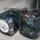 Pure Ice Nail Polish *IT'S COMPLICATED* Multi-Color/Hex Rainbow Party Glitter BN