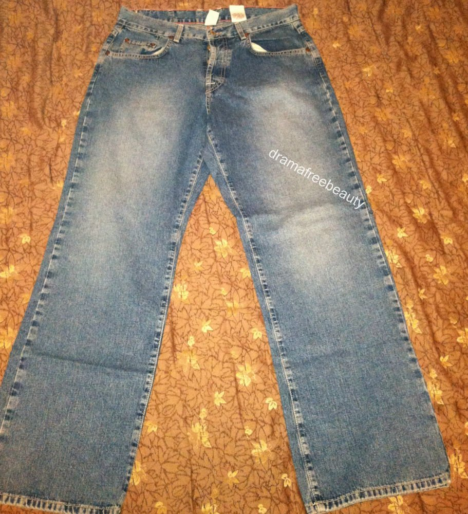 Lucky Brand Womens 12/31 Dungarees Excellent Condition Straight Leg