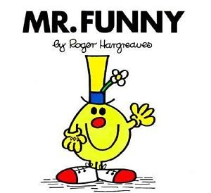 Mr. Funny by Roger Hargreaves (1997, Paperback)