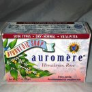 Ayurvedic Hand-Cratfed Soap Auromere Himalayan Rose 78g Bar Extra Gentle BNIB