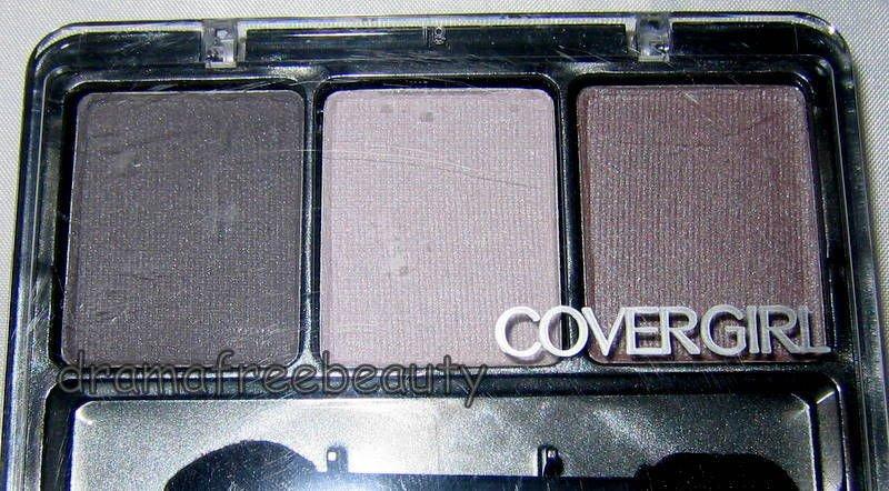 Cover Girl Eye Enhancers Eyeshadow Trio 101 *SMOKE ALARM* Neutral Smokey Eye BN