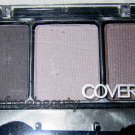 Cover Girl Eye Enhancers Eyeshadow Trio 101 *SMOKE ALARM* Neutral Smokey Eye BN