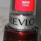 Revlon HOLIDAY Top Speed Fast Dry Nail Polish *SPICE IT UP* Burgandy w/Bronze BN
