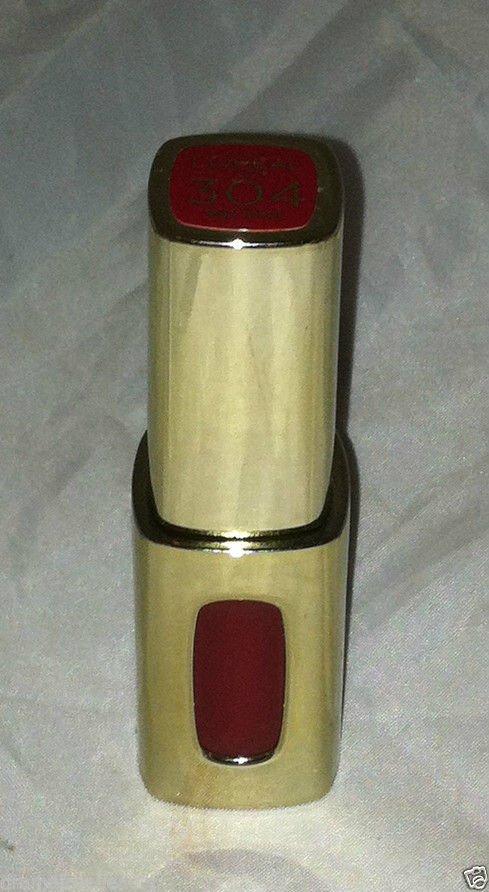 L'Oreal Colour Riche Extraordinaire Liquid Lipstick * 304 RUBY OPERA  * New