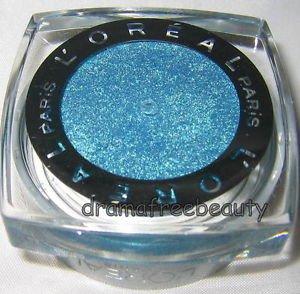 L'oreal Infallible 24HR Waterproof Cream Powder EyeShadow 337 *ENDLESS SEA* Teal