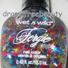 Wet n Wild FERGIE Nail Polish *HOLLYWOOD WALK OF FAME* Multi-Color Star Glitter