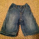 BABY GAP Toddlers/Boys/Infants 3-6 months Blue Jeans Lined for warmth