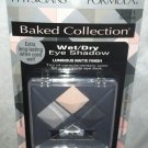 Physicians Formula Matte Finish Eye Shadow * 2751 BAKED SMORES * Wet/Dry Smokey