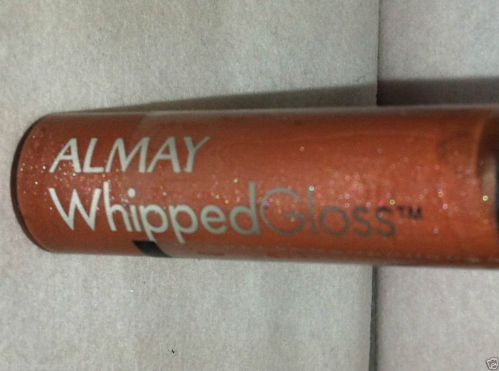 Almay Whipped Lip Gloss * NUDE REFLECTION * Sealed Brand New