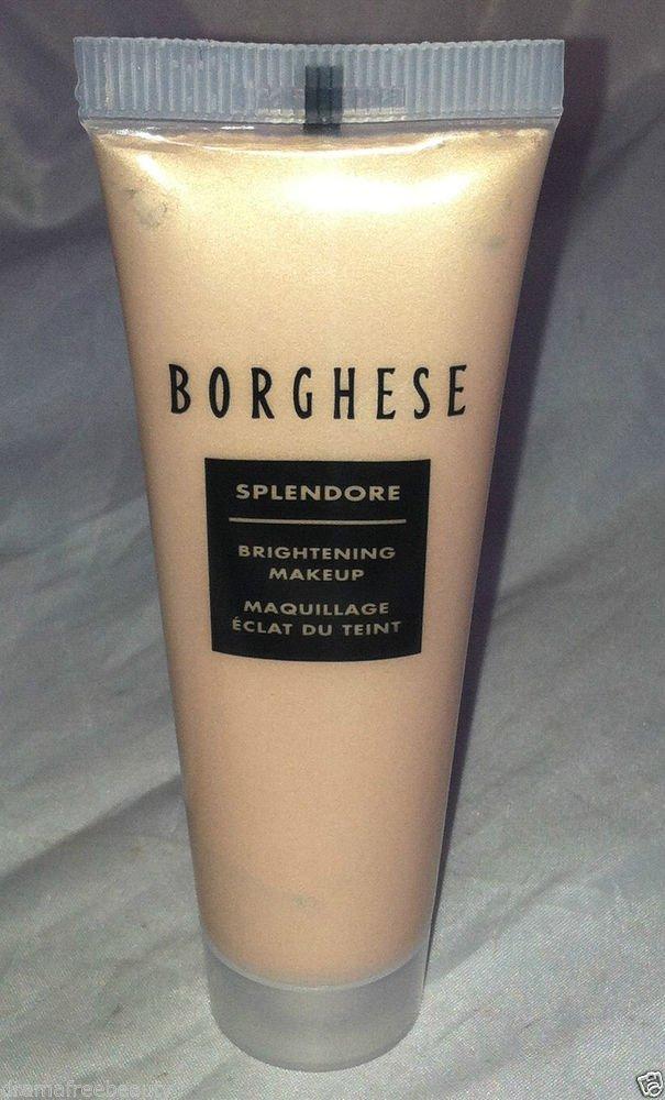 Borghese Splendore Brightening Makeup Highlighter 1 fl oz Brand New