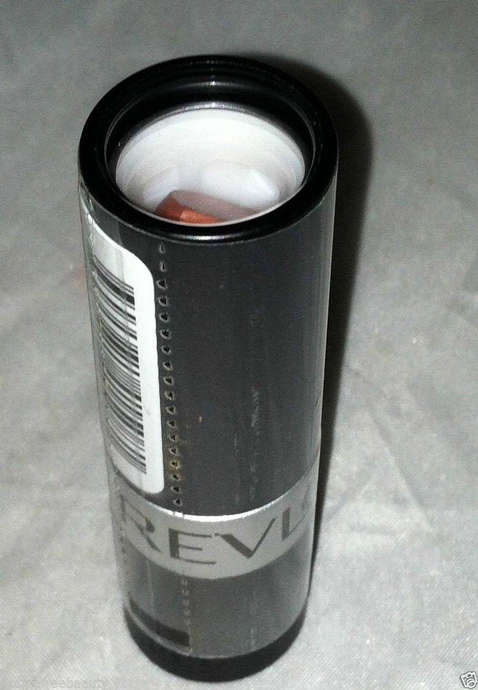 Revlon Super Lustrous Lipstick Matte * 008 COCOA CRAVING * Sealed Brand New