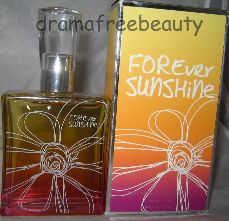 Bath & Body Works Summer *FOREVER SUNSHINE* Eau De Toilette EDT Spray 2.5oz BNIB