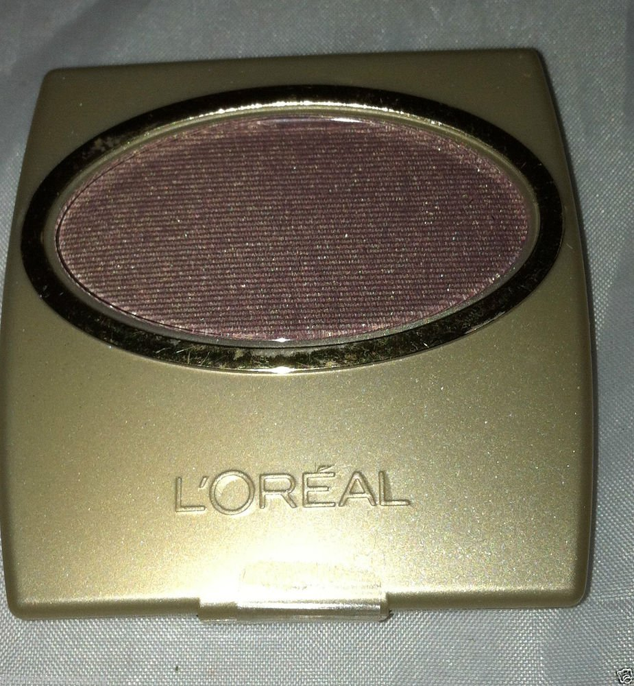 L'Oreal Wear Infinite Single Eye Shadow Perle * PURPLE REIGNS * Brand New Sealed