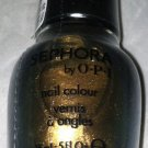 Sephora OPI Nail Polish *S-AGE IS JUST A NUMBER* Gold Green Duo-Chrome BN Sealed