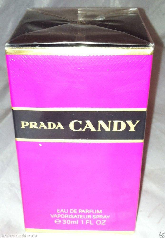 Prada Eau De Parfum EDP Perfume Spray *CANDY* 30ml./1oz. Brand New w/Box Sealed