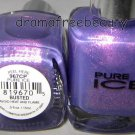 Pure Ice Nail Lacquer Polish *BUSTED* Gorgeous Sheer Purple/Pink Glowing Shimmer