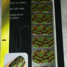 BN L'Oreal Project Runway Limited Ed. Nail Stickers *SEDUCTIVE TEMPTRESS* Snake