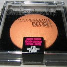 Maybelline Limited Ed Color Goes Electric Baked Blush 215 *GOLDEN FUSE* Warm Sun