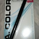 L.A. Colors Auto Eyeliner BAE440 BLACK Long Wear Shapes Defines Eyes Sealed New