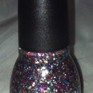 Sinful Colors Nail Polish * 1309 Pride * Mulit-Color Hex/Glitter Green/Red/Blue