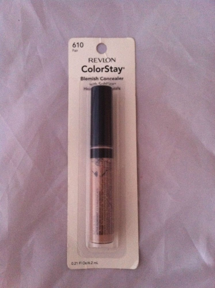 Revlon Colorstay Blemish Concealer with Softflex  610 FAIR Heals and Conceals BN